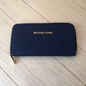 "Michael Kors Wallet, 8"" x 4"""